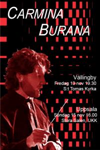 Carmina burana 2015