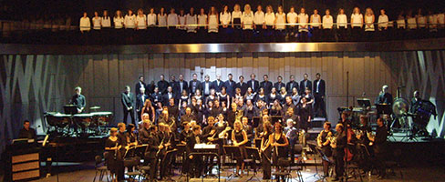 Carmina Burana konsert 2007 i UKK